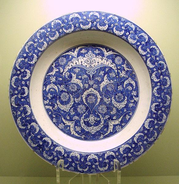Piatto da portata, 1500-1510.