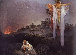 L'Epopea slava, Gli Slavi nella lorro terra d'origine